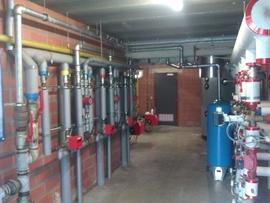 AV. San - Centrale Verwarming